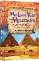 My Last Year in Mitzrayim [Hardcover]