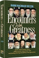 Encounters With Greatness [Hardcover]