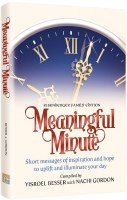 Meaningful Minute [Hardcover]