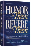 Honor Them Revere Them [Hardcover]