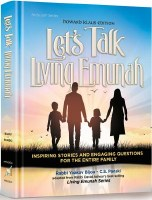 Let's Talk Living Emunah [Hardcover]