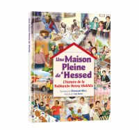 A House Full Of Chessed French Edition [Hardcover]