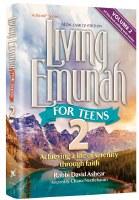 Living Emunah for Teens Volume 2  Alon Family Edition [Hardcover]