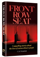 Front Row Seat [Hardcover]