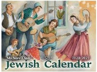 My Very Own Jewish Calendar 5781/2020-2021