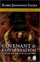 Covenant and Conversation Volume 2 - Exodus [Hardcover]