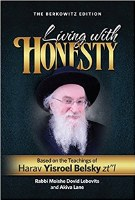Living with Honesty [Hardcover]