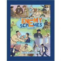 Enemy Schemes Comics Story [Hardcover]