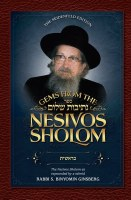 Gems from the Nesivos Shalom: Bereishis [Hardcover]