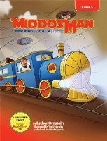Middos Man Volume 5 Learning to Calm Down Book and Read-Along CD [Hardcover]