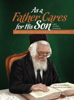 As a Father Cares For His Son [Hardcover]