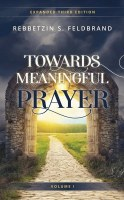 Towards Meaningful Prayer [Hardcover]