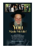 You Made My Life! [Hardcover]