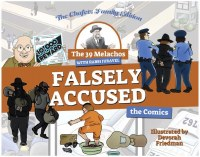 Falsely Accused Comic Story [Hardcover]