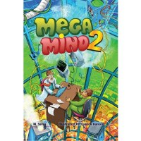 Mega Mind 2 Comic Story [Hardcover]