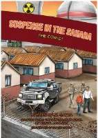 Suspense in the Sahara Comic Story [Hardcover]
