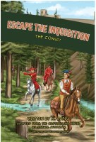 Escape the Inquisition Comic Story [Hardcover]