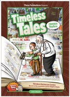 Timeless Tales Vayikra Comic Story [Hardcover]