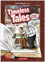 Timeless Tales Bamidbar Comic Story [Hardcover]