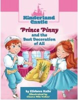 Kinderland Castle Price Pinny and the Best Decoration of All [Hardcover]