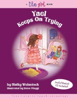 Yael Keeps on Trying Lite Girl #9 [Hardcover]