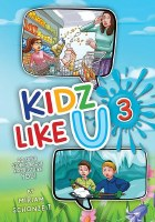 Kidz Like U Volume 3 [Hardcover]