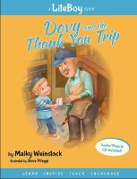 Dovy and the Thank You Trip Lite Boy Volume 5 with Music CD [Hardcover]