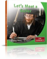 Let's Meet a Sofer [Hardcover]