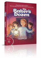 The Baker's Dozen #6: Trapped! [Paperback]