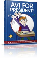 Avi for President [Hardcover]