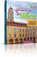 It Happened in Vilna [Hardcover]