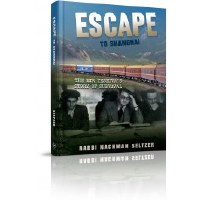 Escape to Shanghai [Hardcover]