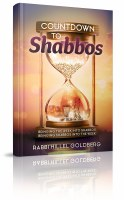 Countdown to Shabbos [Hardcover]