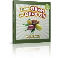 From Olives to Olive Oil [Hardcover]