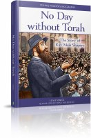 No Day without Torah [Hardcover]