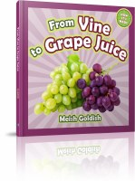 From Vine to Grape Juice [Hardcover]