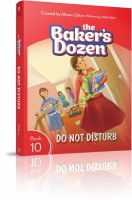 The Baker's Dozen Volume 10 Do Not Disturb [Paperback]