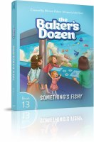 The Baker's Dozen Volume 13 Something's Fishy [Paperback]