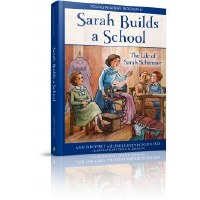 Sarah Builds a School [Hardcover]