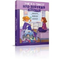 The B.Y. Times Kid Sisters Books 4-6 [Hardcover]