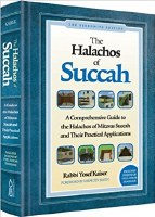 The Halachos of Succah [Hardcover]