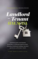 Landlord - Tenant In Halacha [Hardcover]