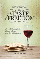 A Taste Of Freedom [Hardcover]