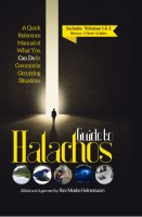 Guide To Halachos [Hardcover]