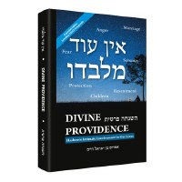 Ein Od Milvado Divine Providence [Hardcover]
