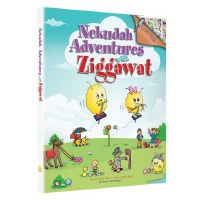 Nekudos Adventures with Ziggawat Comic Story [Hardcover]