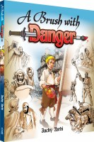 A Brush with Danger [Hardcover]