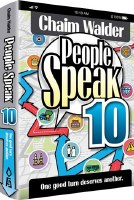 People Speak Volume 10 [Hardcover]
