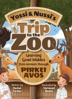 Yossi And Nussi's Trip To The Zoo [Hardcover]