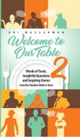 Welcome To Our Table Volume 2 [Hardcover]